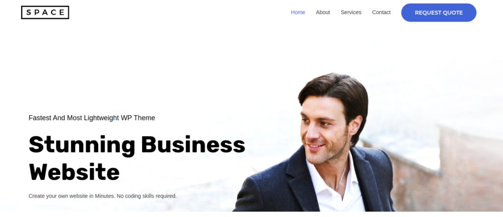 Astra WordPress Theme - Innovware Blog